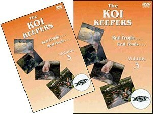 THE KOI KEEPERS VOLUME 3