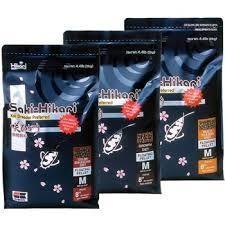Saki-Hikari Color Formula 4.4lb. Bag [Medium] Pellets