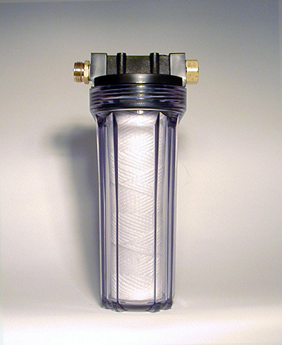 WATER PURIFYING FITS ON YOUR GARDEN HOSE  KX+1 Nominal 1 micron carbon block with an amazing 20,000 gallon chlorine removal capacity each