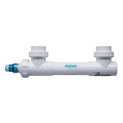 "25 Watt Aqua Ultravioliet UV Light Unit 2""[Black]- 110v / 60hz  22 1/4"" x 4"" x 2 1/2"""