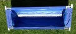 """Koi Measuring Tub The Tub is approximately 40"""" long by 16"""" wide by 12"""" deep"""