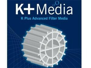K+ Advanced Filter Media - 25 Liter SINKING