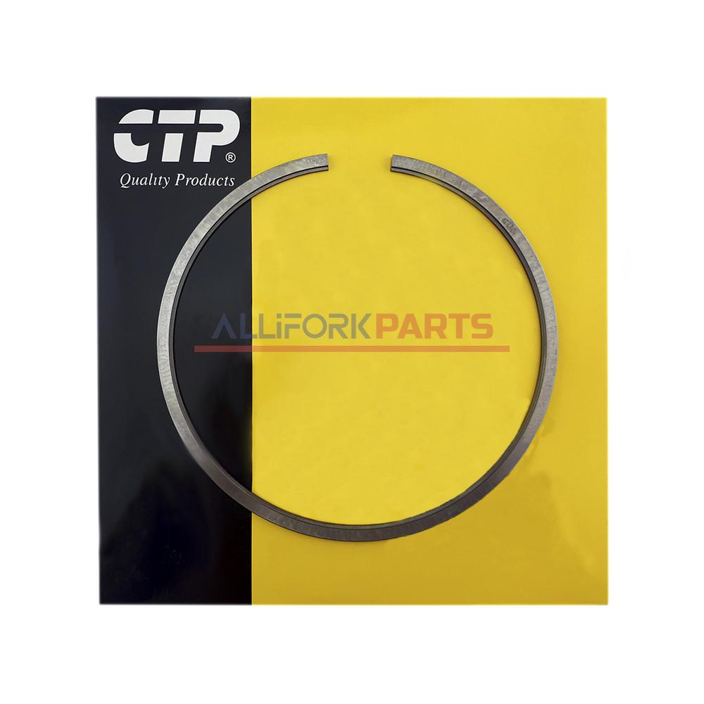 Кольцо поршневое среднее (компрессионное) Caterpillar C15 d137 CTP