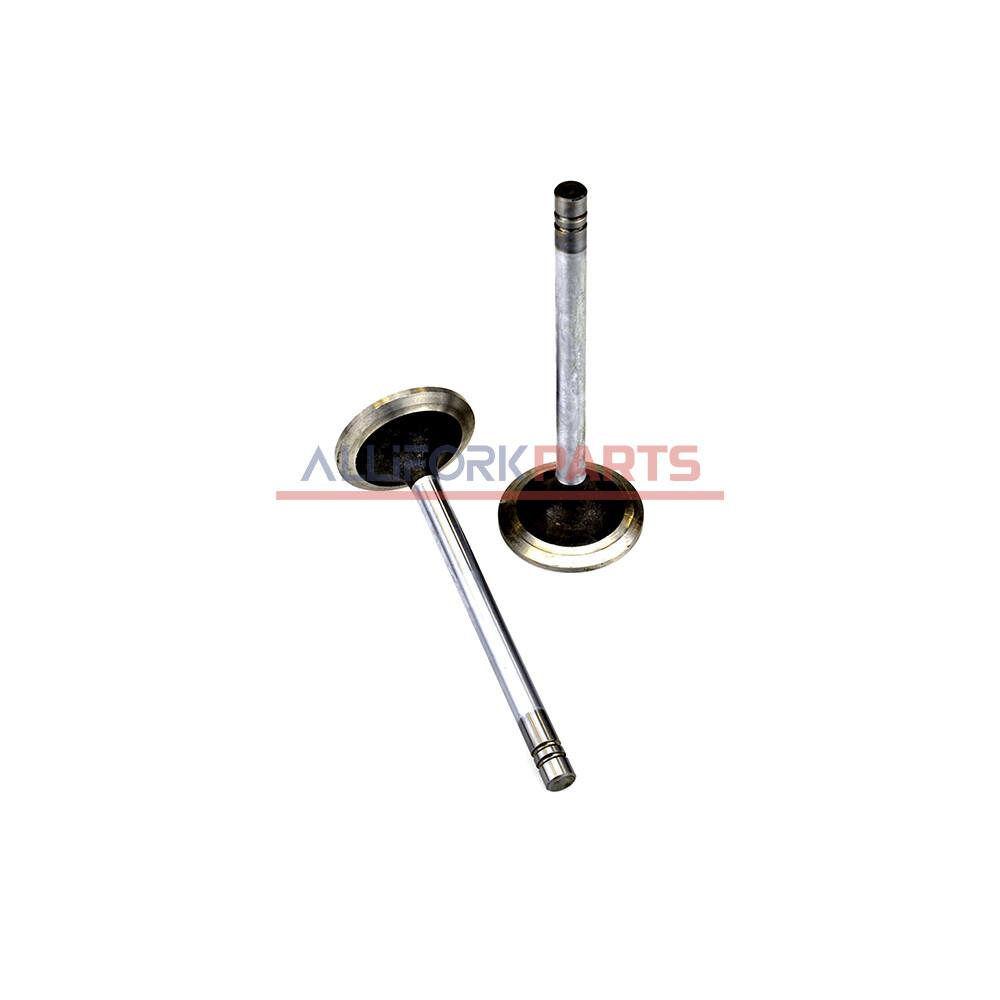 Клапан выпускной Caterpillar 3304 9.5x48x135 (1487455/6N9916/7N0573) CGR