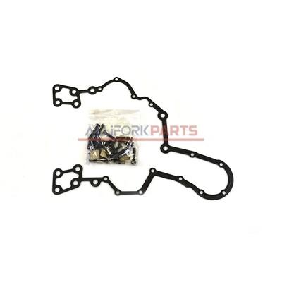 Комплект прокладки  передней крышки (корпуса шестерен) Caterpillar C10/C12 (216-4781)  CTP