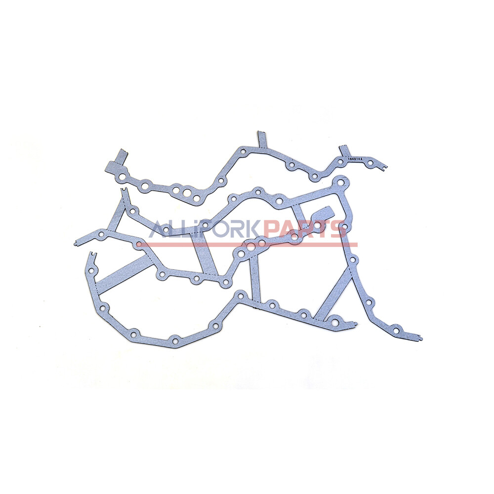 Прокладка передней крышки Caterpillar C15/C18 (166-9144)  CTP