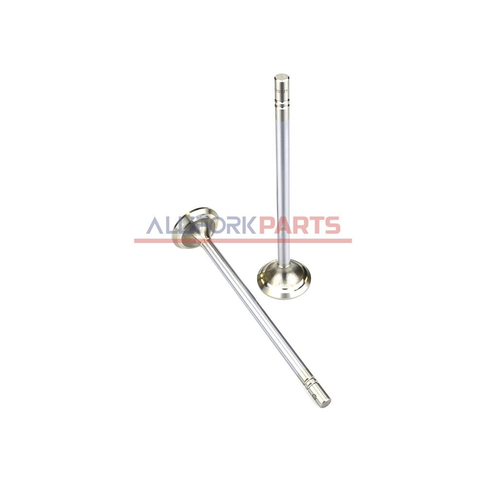 Клапан выпускной Caterpillar 3406/3408 9.5x41.9x184.3 (1220321) CGR