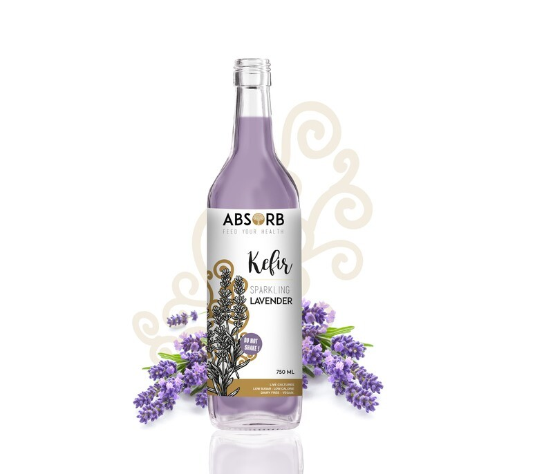 Absorb Kefir Lavender 750ml x6