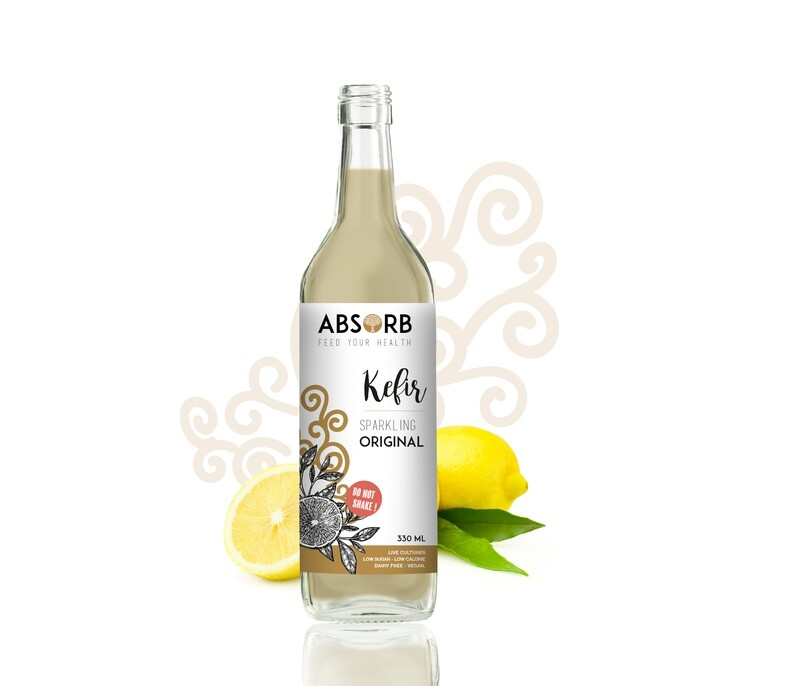 Absorb Kefir Original 750ml x6