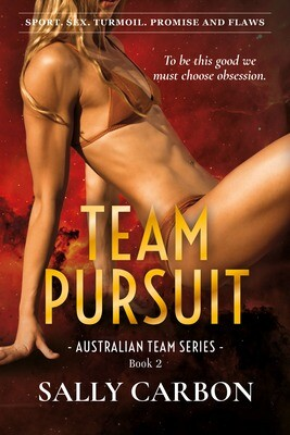 Signed TEAM PURSUIT Paperback