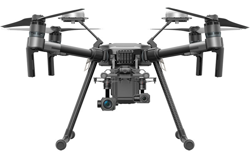 DJI MATRICE 210 RTK: MANUALI + REGISTRAZIONE D-FLIGHT SMART