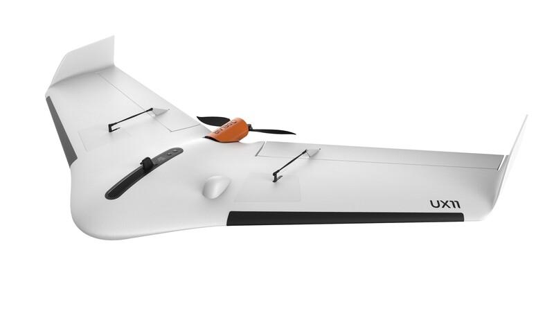 DELAIR UX11: MANUALI + REGISTRAZIONE D-FLIGHT SMART