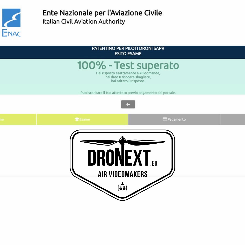 PATENTINO ONLINE DRONI: GUIDA ALL'ESAME ED ESERCIZIARIO CON 480 ESEMPI DI DOMANDE E RISPOSTE - AGGIORNATO A SETTEMBRE 2020