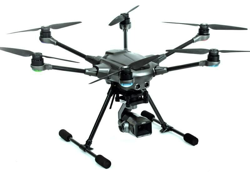 YUNEEC TYPHOON H3: MANUALI + REGISTRAZIONE D-FLIGHT SMART