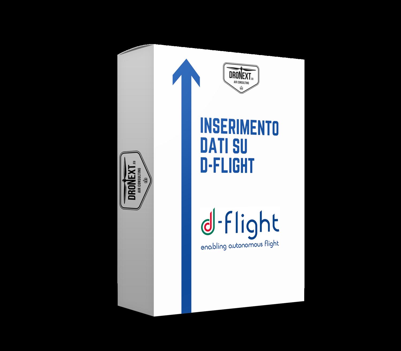 INSERIMENTO DATI E REGISTRAZIONE DRONE SU D-FLIGHT EASA ENAC