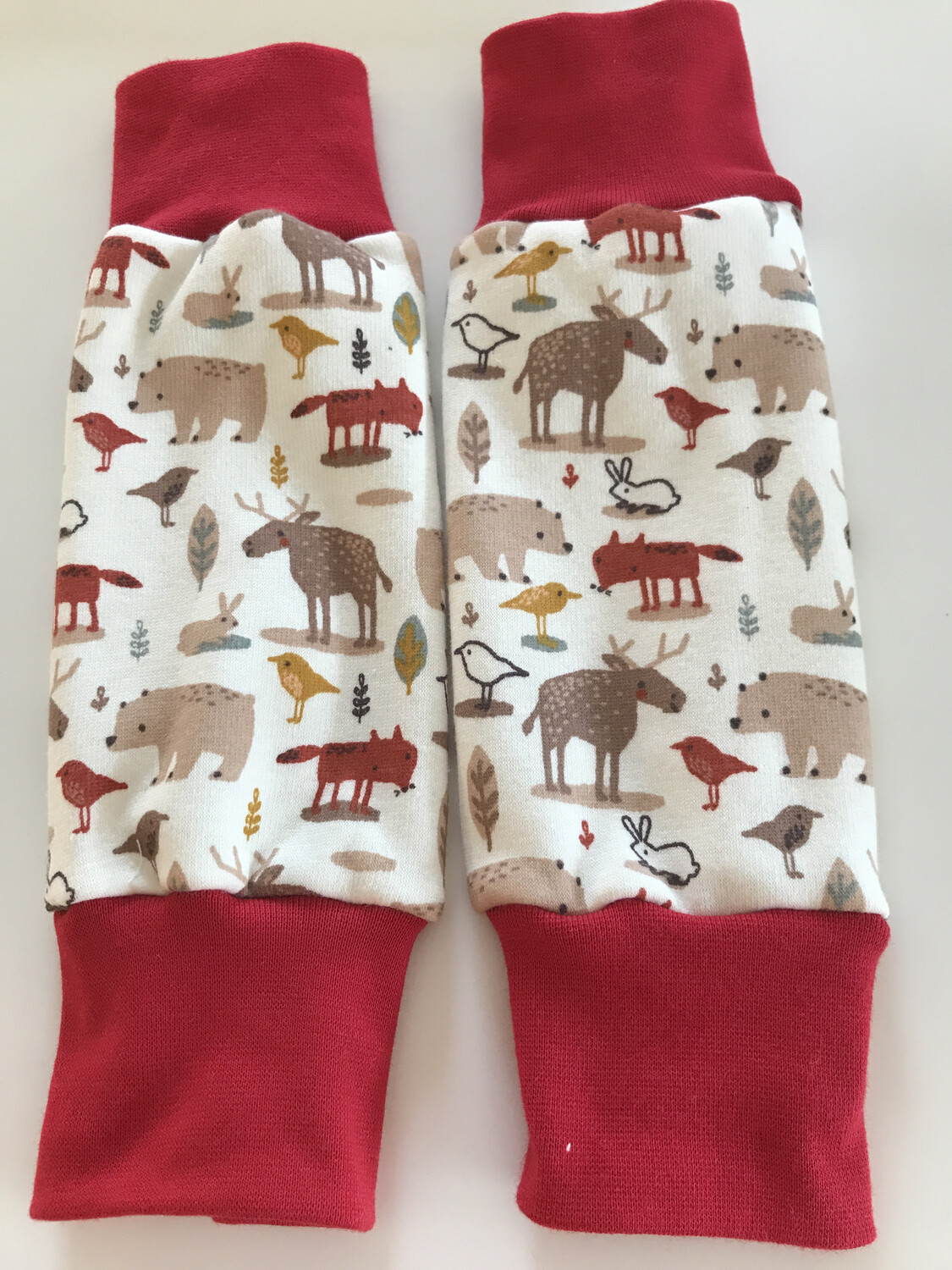 Bear & Moose Alpine Fleece Leg Warmers - alternative cuffs available