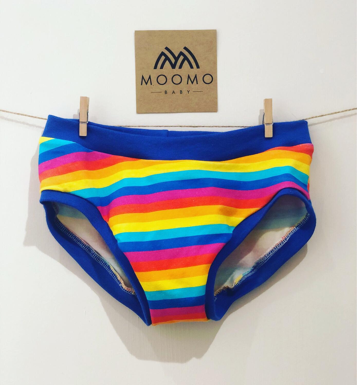 Rainbow Kids Pants