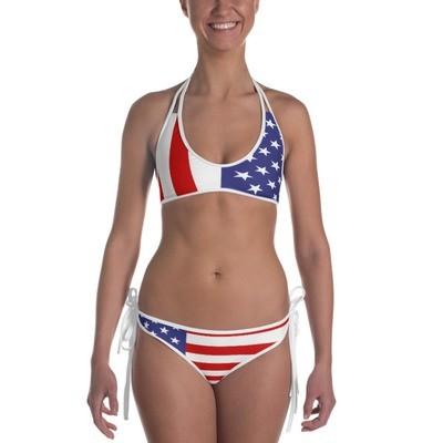 USA Flag - Bikini