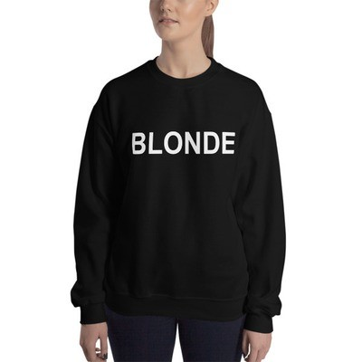 Blonde - Sweatshirt (Multi Colors)