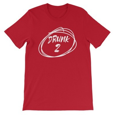 Drunk 2 - T-Shirt (Multi Colors)