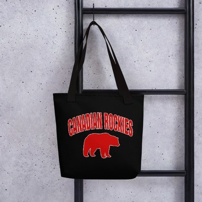 Canadian Rockies - Tote bag