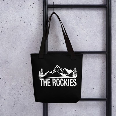 The Rockies - Tote bag