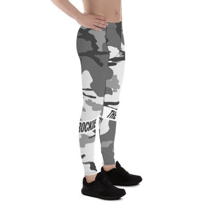 The Rockies Camo - Active Leggings