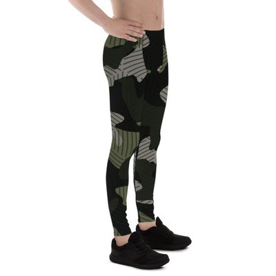 Camo - Active Leggings