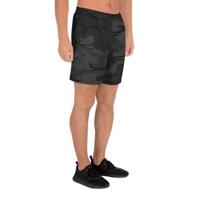 Camo - Athletic Shorts