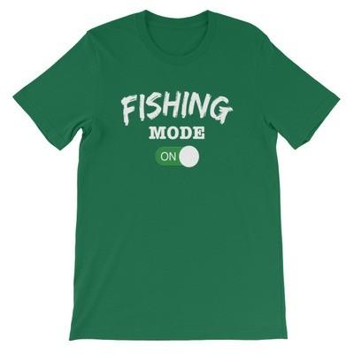 Fishing Mode - T-Shirt (Multi Colors)