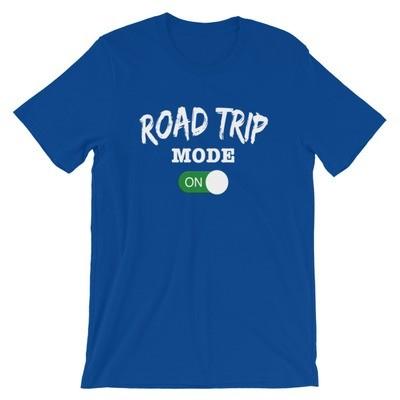 Road Trip Mode - T-Shirt (Multi Colors)