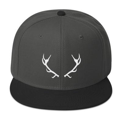 Antlers - Snapback Hat (Multi Colors)