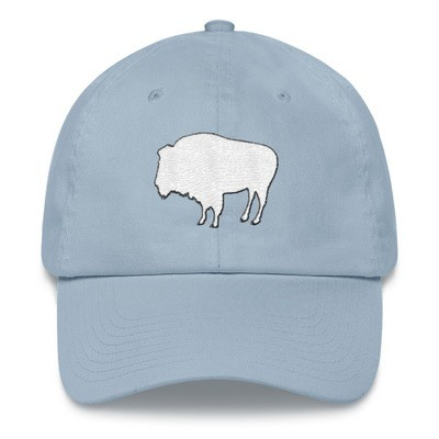 Bison- Baseball / Dad hat (multi Colors) The Rocky Mountains Canadian American Rockies