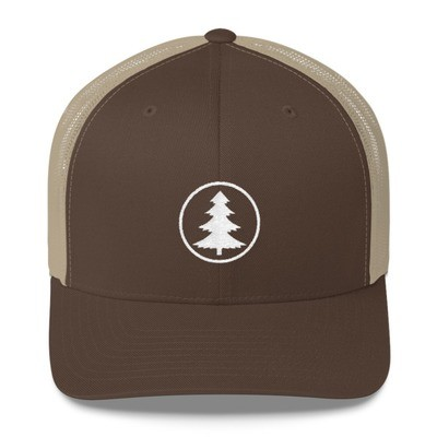 Pine Tree - Trucker Cap (Multi Colors)