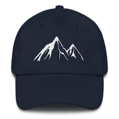 Mountain Peaks - Baseball / Dad hat (Multi Colors)