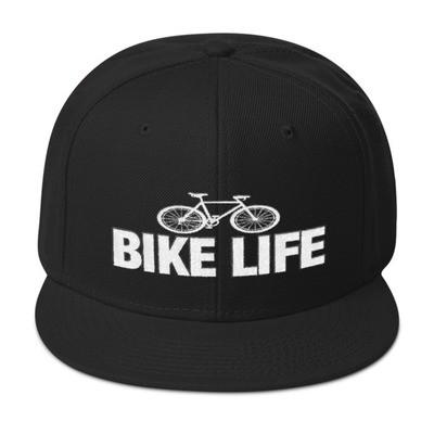 Bike Life - Snapback Hat (Multi Colors)