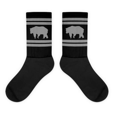 Bear Print - Socks