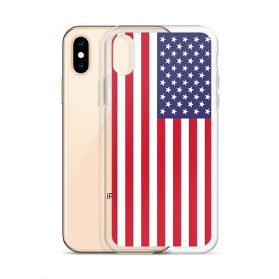 iPhone Case - USA Flag