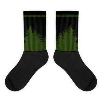 Pine Trees - Socks
