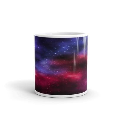 Galaxy Print - Mug
