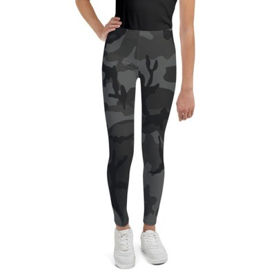 Camo - Youth Leggings