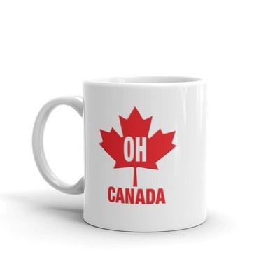 OH Canada - Mug