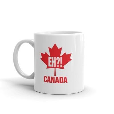 EH? Canada - Mug