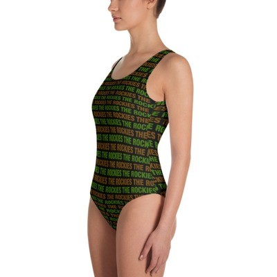 The Rockies - One-Piece Swimsuit