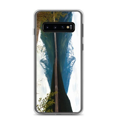 Samsung Case - Medicine Lake Jasper Alberta Canada The Rockies Canadian Rockies Canadian Rocky Mountains