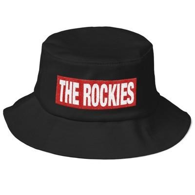 The Rockies - Old School Bucket Hat