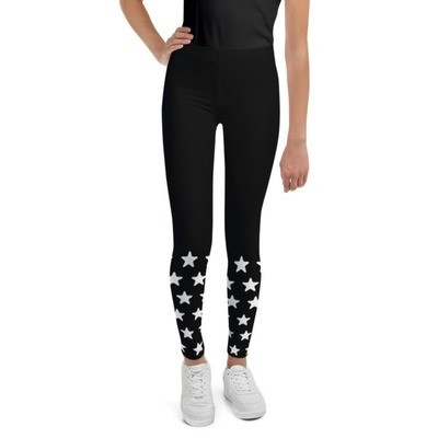 Star Print - Youth Leggings