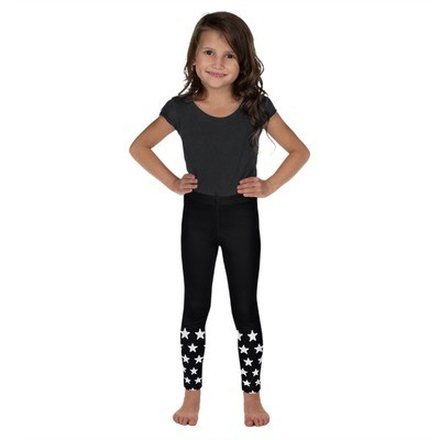 Star Print -  Kids Leggings
