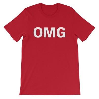 OMG - T-Shirt (Multi Colors)
