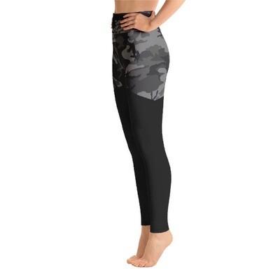 Camo Pattern - Sport Leggings